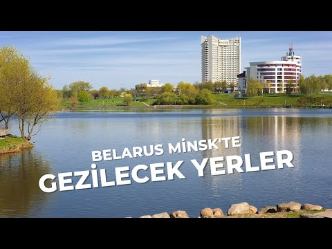Belarus Minsk Vlog   Bölüm 1  (2018)