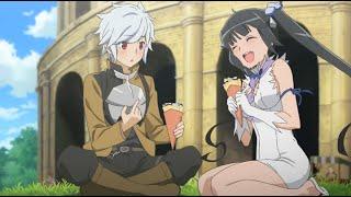 Recomendación Anime  -DanMachi-