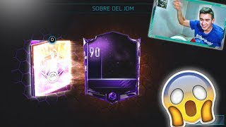 MEDIA 90 !!!! GASTAMOS 15.000 FIFA POINTS !!!!    FIFA 18 MOBILE