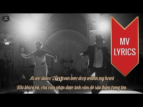 Daddy's Angel | T-Carter | Lyrics [Kara + Vietsub HD]