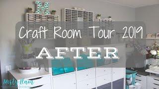 Craft Room Tour 2019