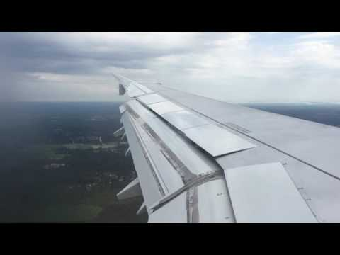 VERY SOFT LANDING | Finnair A321 dust landing at Helsinki Vantaa Airport