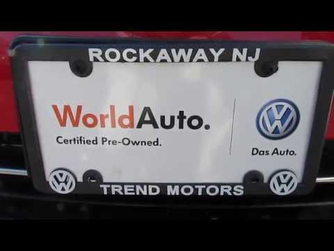 2013 Volkswagen Beetle Sun, Sound & Nav CPO (stk# 40741SA ) for sale Trend Motors Rockaway, NJ