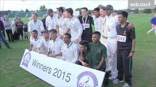Action and reaction as Blackheath win Royal London Club Championship