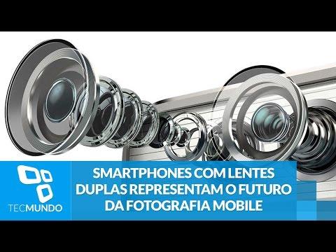 Smartphones Com Lentes Duplas Representam O Futuro Da Fotografia Mobile