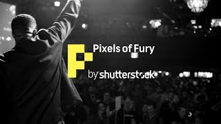Shutterstock – Pixels of Fury – New York City 2017