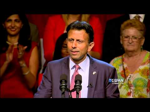 Bobby Jindal Presidential Campaign Announcement Full Speech (C-SPAN)