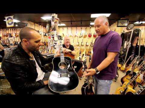 Gibson Acoustics here at Norman's Rare Guitars