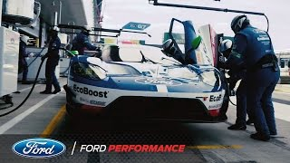 Ford GT Claims 2017 Season Opener with Silverstone Victory | FIA World Endurance | Ford Performance
