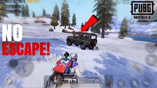 NO ESCAPE In Vikendi! | PUBG Mobile