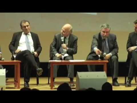 8 Sept 2009 - 3 of 9 - George Soros,  Paul Krugman, Nouriel Roubini - Economic Crisis - PEN