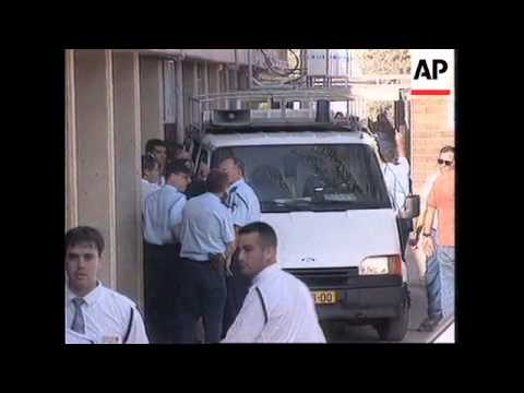 ISRAEL:MORDECHAI VANUNU REQUESTS MOVE FROM ISOLATION CELL