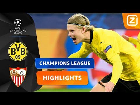 HET FENOMEEN SLAAT WEER TOE! 😍 | Dortmund Vs Sevilla | Champions League 2020/21 | Samenvatting