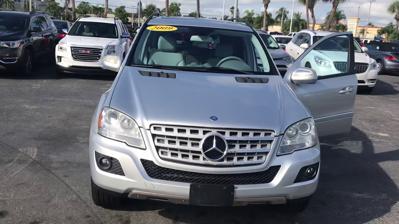 2009 Mercedes-Benz ML 350 Stock 10064a By Jumping Jack ...