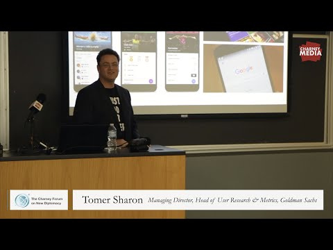 Tomer Sharon Presentation | The Rise of New Diplomacy