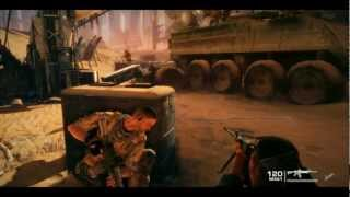 Spec Ops: The Line | Full PC Demo Gameplay HD