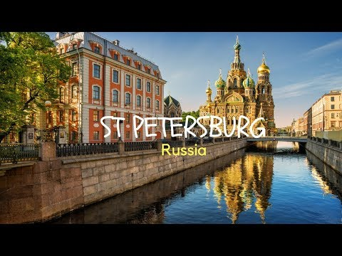 St Petersburg, Russia Travel Guide - Must See Places