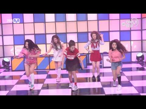 RED VELVET - DUMB DUMB DANCE MIRRORED