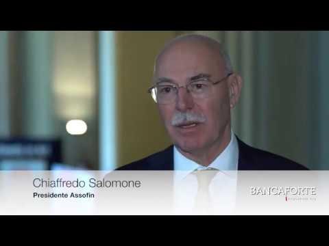 Chiaffredo Salomone, Assofin_Credito al Credito 2016