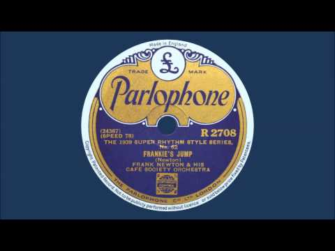 Frankie Newton & His Cafe Society Orchestra - Frankie's Jump