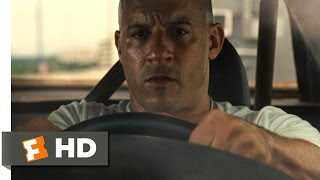 Fast Five (10/10) Movie CLIP - The Bridge Showdown (2011) HD