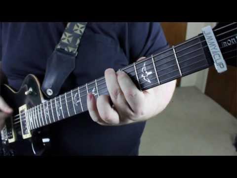 Stricken-Disturbed-Guitar Cover