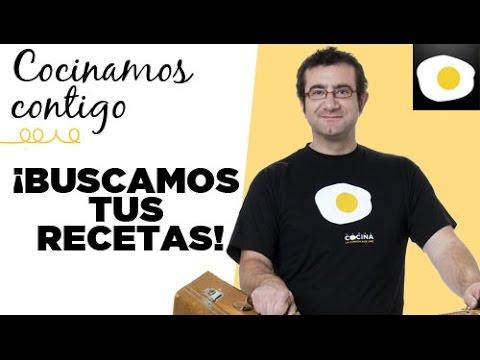 ¡SERGIO FERNÁNDEZ TE BUSCA! | Cocinamos contigo T2