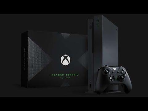 Xbox One X Isn