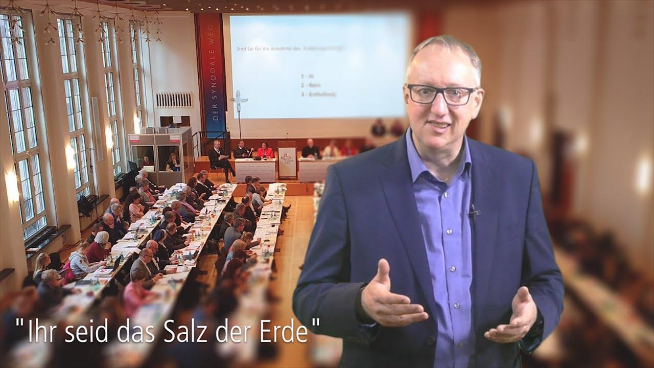 Mein Sonntagsevangelium - Ihr seid das Salz der Erde