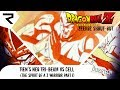 [ZeeKoZ満禁 shout out] Tien's neo tri-beam vs Cell | Dubstep remix by Rowster Network