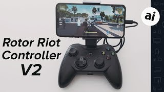 Rotor Riot Gaming Controller - L3 and R3 on iOS!
