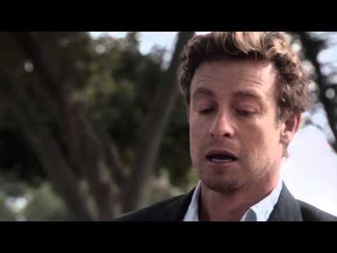 The Mentalist 6x08- JANE KILLS RED JOHN!!(ending scene)