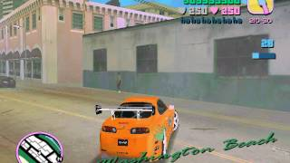 Gta Vice City (London) - Blejtem Arme + Lufte me Policet - Skifteri TV!