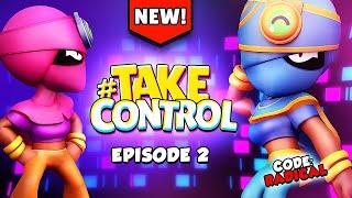 WHAT WOULD YOU DO? Brawl Stars Take Control #2 TARA