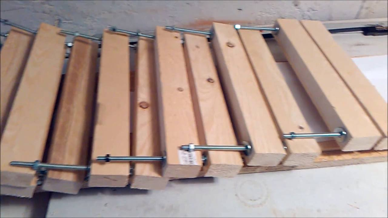 longboard presse selber bauen how to build a. Black Bedroom Furniture Sets. Home Design Ideas