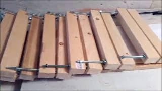 longboard presse selber bauen how to build a longboardpress. Black Bedroom Furniture Sets. Home Design Ideas