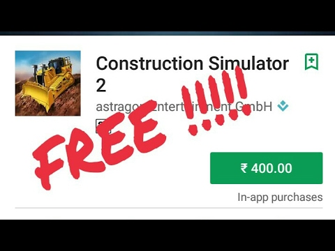 HOw To Download Construction Simulator 2 FREE!!