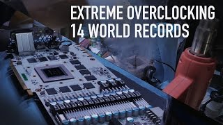 Extreme Overclocking: 14 World Records | Galax Overclocking Carnival | Wuhan, China