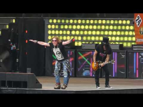 Guns N' Roses – Live @ Moscow 13.07.2018