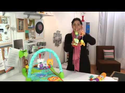 Juguetes para bebes de 0 a 6 meses youtube - Juguetes para ninos 10 meses ...
