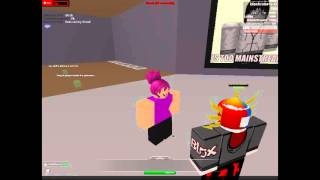 roblox *jeff the killer* part 1(1/2) ft.rikku288