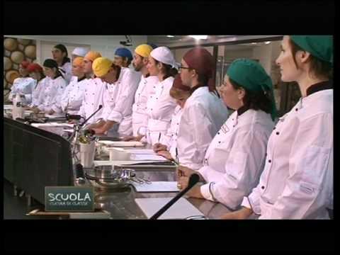 La Scuola - Cucina di classe 1 - Lezione n.1 - L\'uovo - YouTube