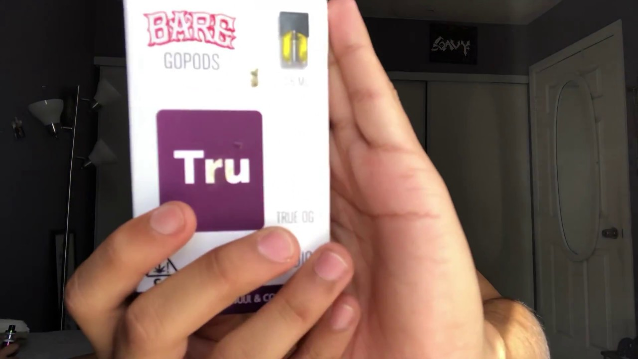 THC WAX JUUL POD REVIEW BARE PODS WEED Review In Desc CBD