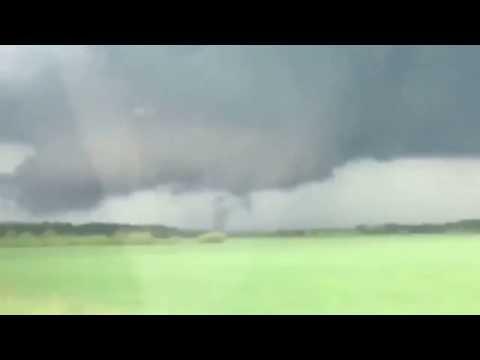 Big Tornado in Ukraine / near Pilipovichi, / Zhytomyr Oblast, 2019 May 16th!