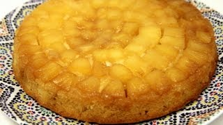 Pineapple Coconut Cake Recipe - CookingWithAlia - Episode 261