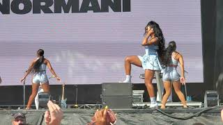 Normani - Dancing with a Stranger (Lollapalooza) Video