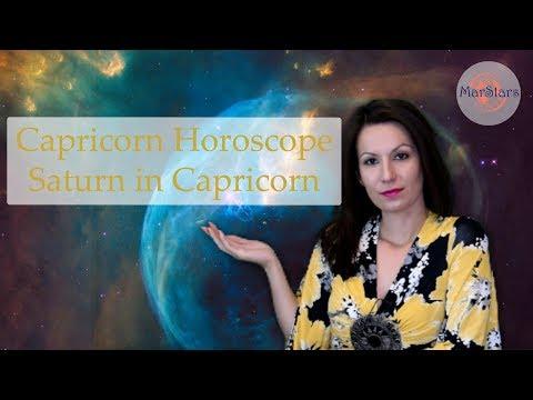 Capricorn Horoscope | Saturn In Capricorn | 2018/2020 Prediction