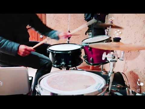 Bajo Efecto Del Alcohol Esteban Gabriel (Drum Cover)