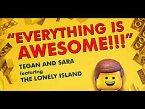 Everything Is Awesome Instrumental Version A Tribute To Tegan And Sara The Lonely Island S