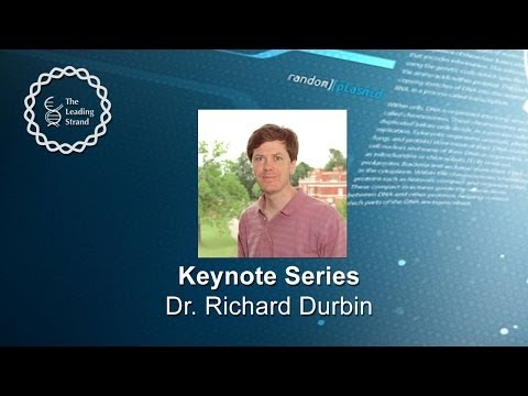 CSHL Keynote: Dr. Richard Durbin, Wellcome Trust Sanger institute
